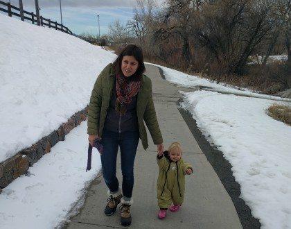 Colorado, Snow and Sleep Training Babies