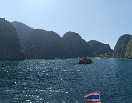 Jet Lag for Babies and Scuba Diving Thailand