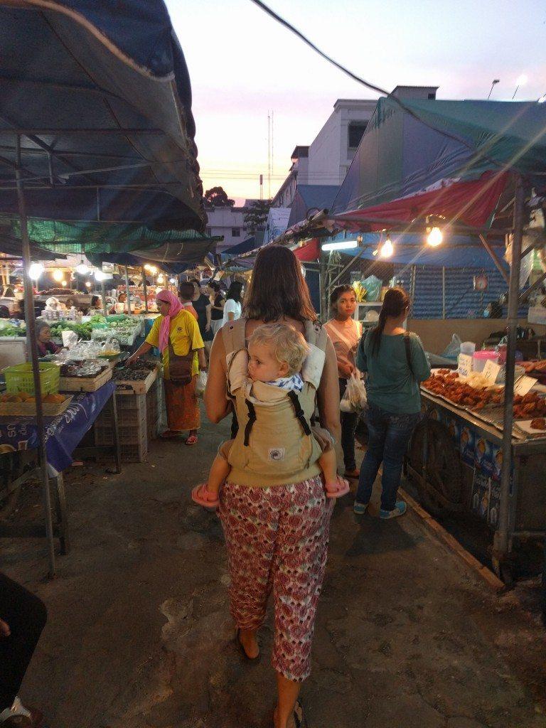 Ergo Krabi night market
