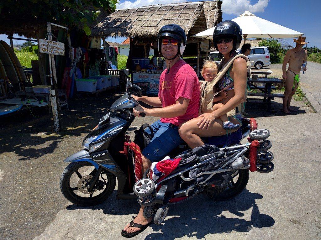 Ergo moped