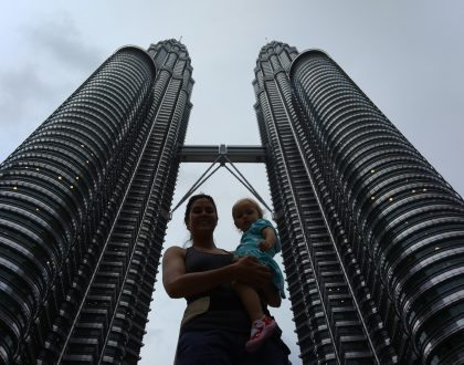 5 Nights in Kuala Lumpur with a Toddler